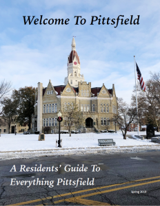 Pittsfield, IL Residents Guide Cover